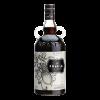 Black spiced rum