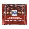 Chocolade melk hele hazelnoot