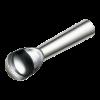 IJsportioneerlepel aluminium 1/24 liter