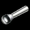 IJsportioneerlepel aluminium 1/30 liter