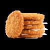 Burger chickn. veganistisch