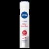Dry comfort deodorant