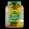 Dill chips zoetzuur