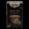 Sweet chai tea, BIO