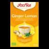 Green tea ginger-lemon, BIO