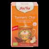 Turmeric chai, BIO