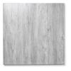 Tafelblad Ponderosa wit, 80 x 80 cm