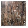 Tafelblad Ex-works 80 x 80 cm