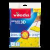 Dweil 30% MF 3D, geel