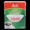 Korffilterpapier 250/ 90 mm