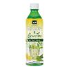 Aloë vera drink lemon green tea
