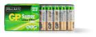 Super Alkaline AA batterij