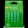 Recyko met 4 x AA baterijen
