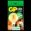 Led lamp E27 G125 Fil Spiralflame 5W