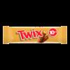 Chocoladereep krokante biscuit en karamel in melkchocolade