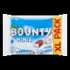 Mini repen melkchocolade cocosnoot