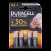 Batterij plus power AA