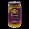 Indiase curry saus korma