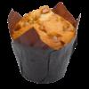 Muffin salted caramel