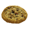 Raisin  Cicilian lemon cookie