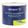 Makreelfilets in zonnebloemolie