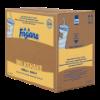 Vloeibare milkshakemix met vanille smaak