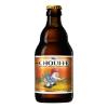 Ongefilterd bruin bier