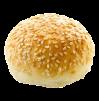 Hamburger bun mini sesam
