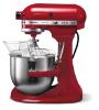 Keukenmachine K5 heavy duty rood