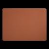 Placemat rechthoek caramel 45 x 33 cm