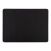 Placemat rechthoek zwart 45 x 33 cm