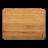 Snijplank bamboe maat S 20x14.5x1.8 cm.