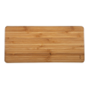 Snijplank bamboe maat M 34x15.8x1.8 cm.