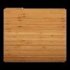 Snijplank bamboe maat L 34x29x1.8 cm.