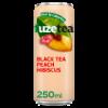 Black tea peach-hibiscus