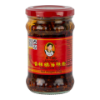 Crispy chilli oil