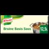 Bruine basis saus