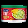 Dip TexMex style met guacamole