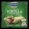 Tortilla whole wheat, BIO