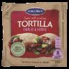 Tortilla garlic herbs medium