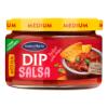 Salsa dip medium