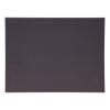 Placemats zwart, 30 x 40 cm