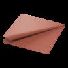 Servet 3-laags 40x40 cm chestnut