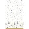 Tafellaken dunicel 138 x 220 cm, Necklace white