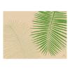 Placemat leaf 30 x 40 cm