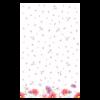 Tafellaken bloemen