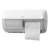 Dispenser toiletpapier voor 2 rollen