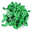 Ballonnen onbedrukt, groen 30 cm