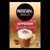 Instant koffie cappuccino, ongezoet