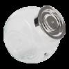 Snoeppot pandora 2 liter transparant